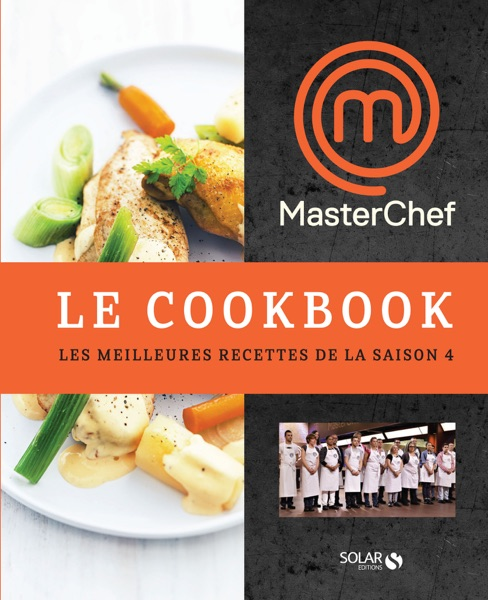 Masterchef Le cookbook 2013