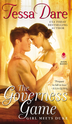 The Governess Game - Tessa Dare book