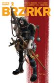 BRZRKR #2 Book Cover