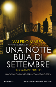 Una notte buia di settembre Book Cover