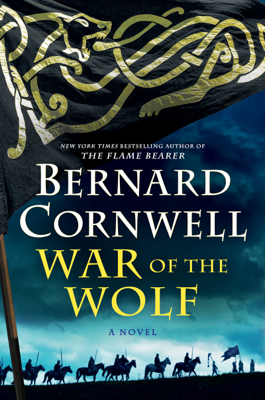 War of the Wolf - Bernard Cornwell book