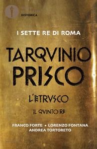 Tarquinio Prisco - L'etrusco Book Cover