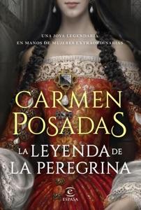 La leyenda de la Peregrina Book Cover