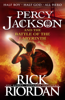 Rick Riordan - Percy Jackson and the Battle of the Labyrinth (Book 4) artwork