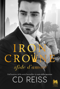 Iron Crowne. Sfide d'amore Book Cover