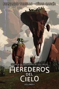 Herederos del Cielo Book Cover