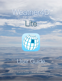 Weather4D Lite User Guide book