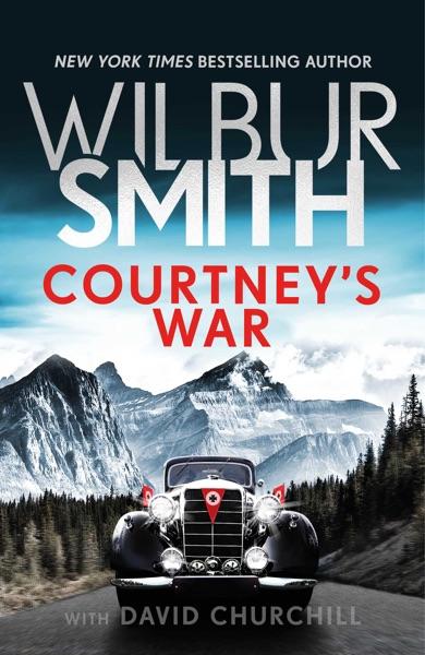 Courtney's War - Wilbur Smith book cover