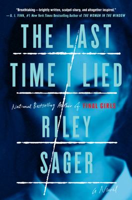 Riley Sager - The Last Time I Lied book