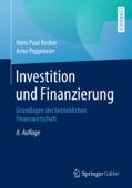 Investition und Finanzierung