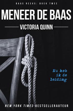 Meneer de baas - Victoria Quinn