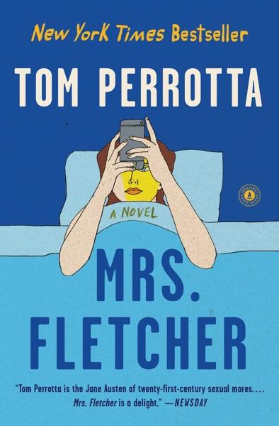 Mrs. Fletcher - Tom Perrotta book cover