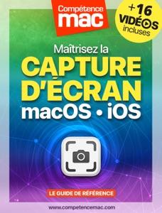 Maîtrisez la Capture d'écran sur macOS et iOS par Christophe Schmitt Couverture de livre