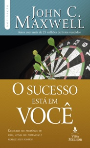 O sucesso está em você Book Cover