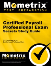 Certified Payroll Professional Exam Secrets Study Guide: