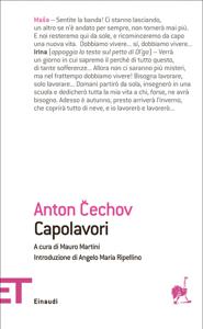 Capolavori Libro Cover