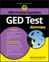1001 GED Practice Questions For Dummies