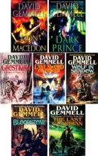 David Gemmell Sipstrassi Series Complete 7 Books set:  Lion of Macedon,  Dark Prince,  Ghost King,  Last Sword of Power,  Wolf in Shadow,  The Last Guardian,  Bloodstone.