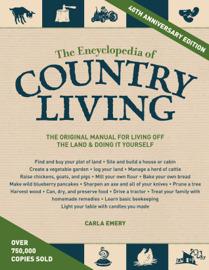 The Encyclopedia of Country Living, 40th Anniversary Edition book