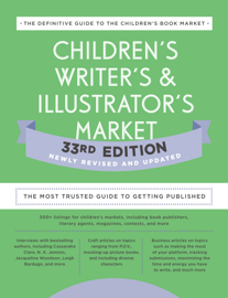 Children's Writer's & Illustrator's Market 33rd Edition
