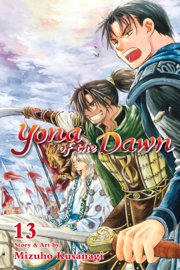 Yona of the Dawn, Vol. 13 book