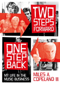Two Steps Forward, One Step Back Boekomslag