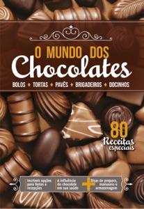 O Mundo dos Chocolates Book Cover