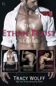 The Ethan Frost Series 3-Book Bundle
