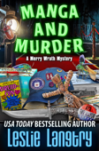 Manga and Murder Book Cover