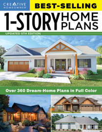 Best-Selling 1-Story Home Plans, 5th Edition