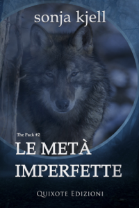 Le metà imperfette Book Cover