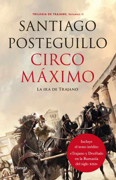 Circo Máximo by Santiago Posteguillo
