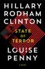 Hillary Rodham Clinton & Louise Penny - State of Terror artwork