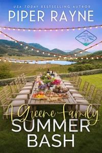 A Greene Family Summer Bash Book Cover