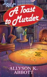 A Toast to Murder book