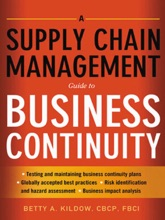 A Supply Chain Management Guide To Business Continuity