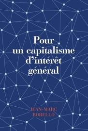 POUR UN CAPITALISME DINTéRêT GéNéRAL