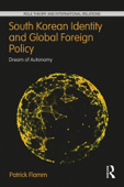 South Korean Identity and Global Foreign Policy Book Cover