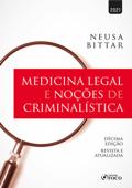Medicina legal e noções de criminalística Book Cover