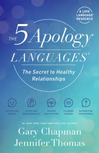 The 5 Apology Languages