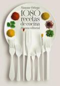 1080 recetas de cocina Book Cover