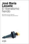 El liberalismo herido Book Cover