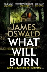 What Will Burn Book Cover