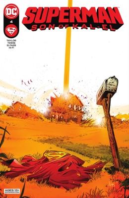 Superman: Son of Kal-El (2021-) #4