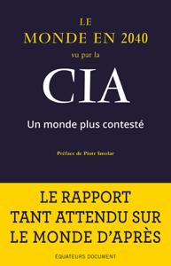 Le Monde en 2040 vu par la CIA Couverture de livre