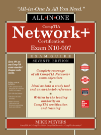 CompTIA Network+ Certification All-in-One Exam Guide, Seventh Edition (Exam N10-007)