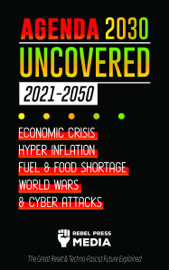 Agenda 2030 Uncovered - 2021-2050: Economic Crisis, Hyperinflation, Fuel and Food Shortage, World Wars and Cyber Attacks (The Great Reset & Techno-Fascist Future Explained)