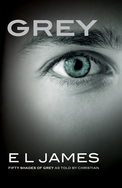 Grey - E L James book cover