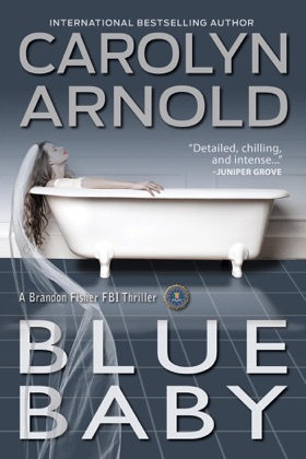 Blue Baby book cover