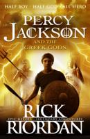Rick Riordan - Percy Jackson and the Greek Gods artwork